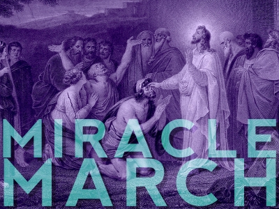 MIRACLE-MARCH